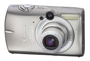 Canon Digital IXUS 960 IS