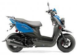 Yamaha BW50 (2013)