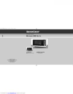 SilverCrest SMW 800 A2