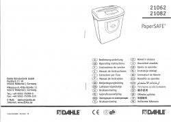 Dahle 21062 PaperSAFE
