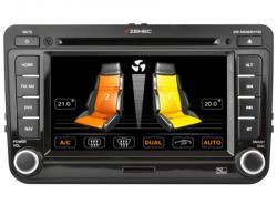 Zenec ZE-NC2011D (for Volkswagen and Seat) Car