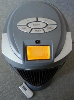 Zibro EFH 2000 LCD