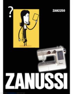 Zanussi ZAN2250