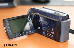 JVC GZ-HD300BE